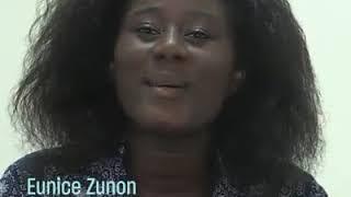 Reportage france 24 et Rfi sur votre eunice Zunon
