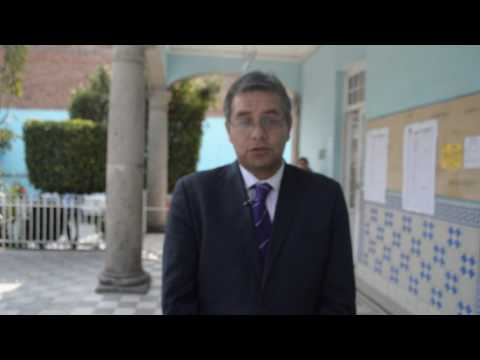 Trump no va a negociar: doctor J. Agustín Tapia Alba