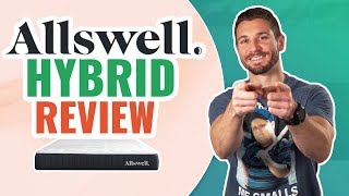 Allswell Mattress Review | Budget Hybrid Bed In A Box (UPDATED)