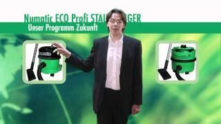 Numatic ECO-Sauger.wmv