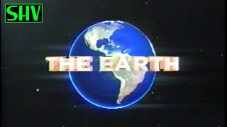 VHS Logo - The Earth™