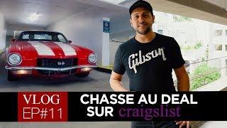 72h Pour Importer Une Camaro Classique De Miami - Vlog Ep11