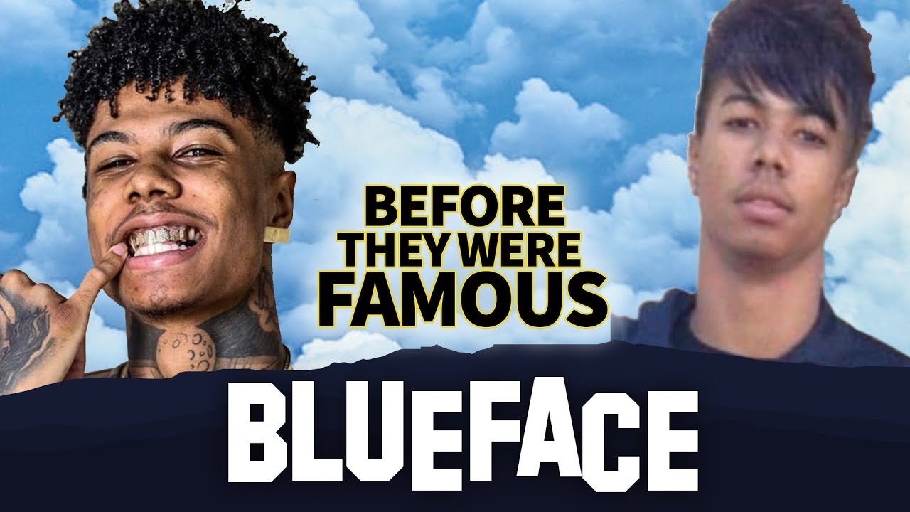 Blueface | Before They Were Famous | Biography Football to Rap Star