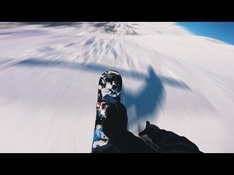 A Snowboarding Progression Video