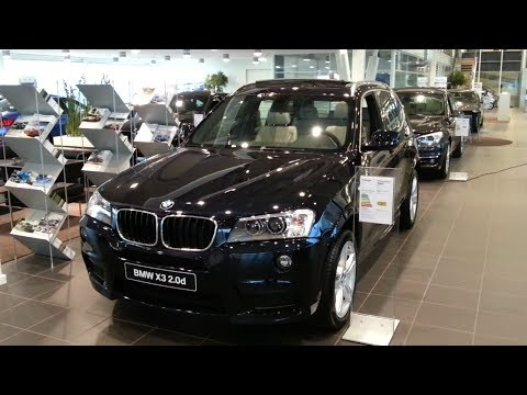 In depth review Interior Exterior : BMW X3 M 2015
