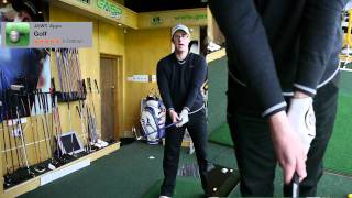 Golf Grip and Swing Lesson