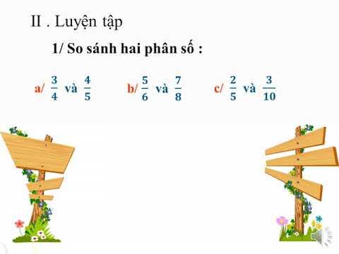 Bài giảng của Thầy Trần Nguyễn Triều An lớp 4C-Trường tiểu học Tân Trung