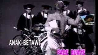 Download lagu Rano Karno Si Doel Anak Sekolahan Mp3