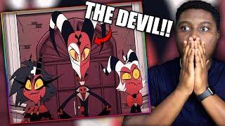 THE DEVIL WEARS PRADA! | HELLUVA BOSS (PILOT) Reaction!