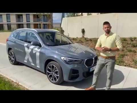 BMW X1 xDrive20d Model M Sport