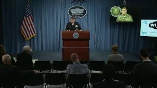 LIVE: 4/26/17 Pentagon Briefing