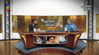 Imam Tawhidi & Tarek Fatah chat on Mullah's Islam vs Allah's Islam @TAG TV