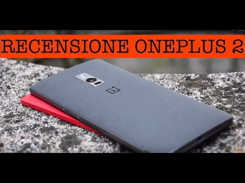 Recensione OnePlus Two 2