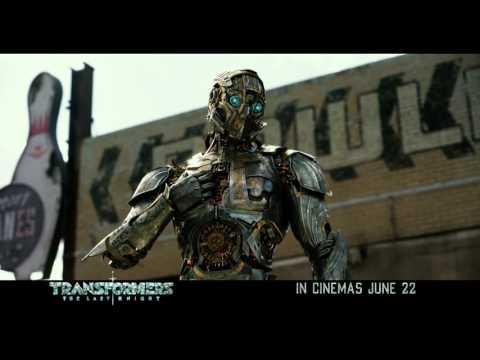 Transformers: The Last Knight (TV Spot 'Nice Ride')