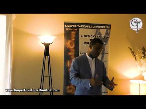 """Rebuild the Gates"" with Prophet Raymond Wright"