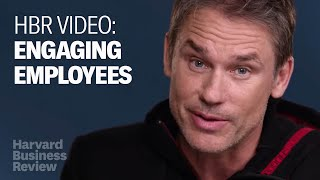 Marcus Buckingham Shows You The Most Engaged Employee in the World