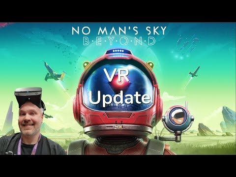 Playing No Mans Sky: Beyond In VR With The Oculus Rift S