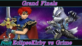 Eclipse Kirby (MK,Roy) vs Grime (Wolf) GFs