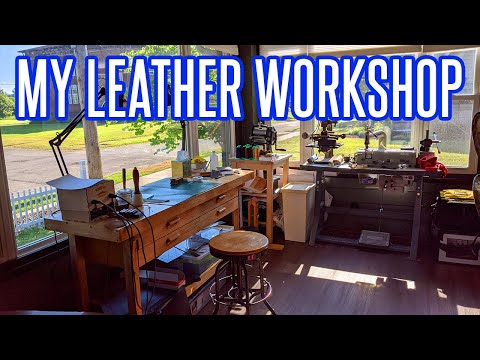 My Leather Workshop