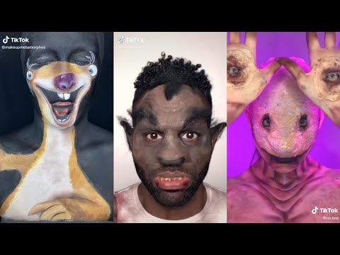 "The best Lil Darkie ""HAHA"" Tiktok Transformation Challenge"