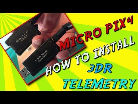 micro-pix4--pixhawk--how-to-install-3dr-telemetry--tutorial