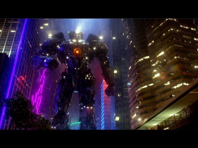 Pacific Rim Official Main Trailer