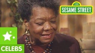 Sesame Street: Maya Angelou's Favorite Things