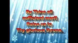Come Thou Long Expected Jesus with Lyrics (HD)