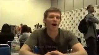 Joseph Morgan - Sweet And Funny Moments