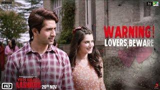 Yeh Saali Aashiqui | WARNING! Lovers, BEWARE! | Vardhan P. Shivaleeka O. | Cherag R. | 29 Nov.