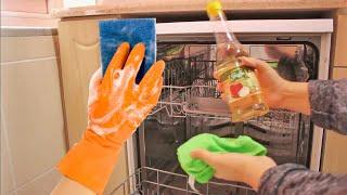 Bulaşık Makinası Nasıl Temizlenir ve Nasıl Yerleştirilir || Mutfak ipuçları