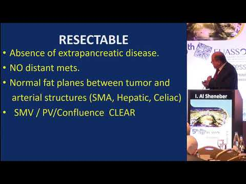 I. Al Sheneber - Surgical management of pancreatic cancer