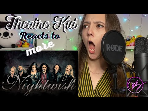 Theatre Kid Reacts to Nightwish: Devil and the Deep Dark Ocean | Live at Buenos Aires