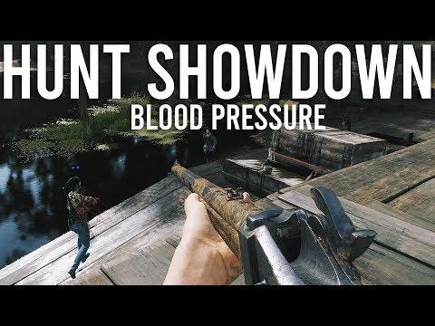 Hunt Showdown increases your Blood Pressure