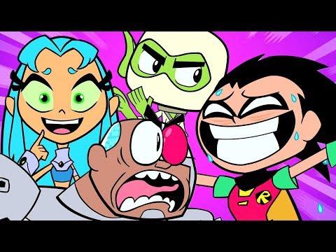 🔴Teen Titans Go! en Français 🇫🇷  Meilleurs moments   DC Kids