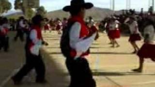 preview picture of video 'TARIJA, TIERRA BENDITA.  RUEDA DE LA CAÑA Y CUECA CHAPACA'