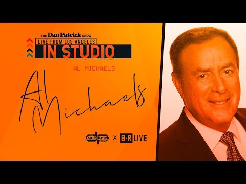 Hall of Fame Sportscaster Al Michaels Joins the Dan Patrick Show In-Studio   Full Interview