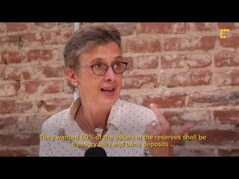 Road to Consensus Katharina Pistor at CoinDesk's DC Meet Up