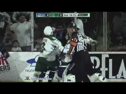 Chase Bradley vs. Trevor Griebel