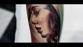 Social Roberto Lauro mix tattoo
