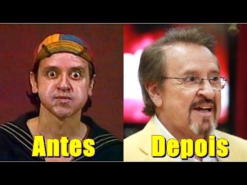 Elenco do Chaves Antes e Depois (1971-2016)