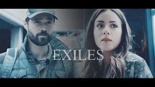 skye + ward || exiles