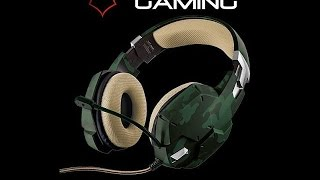 MEIN NEUSES HEADSET: TRUST GAMING HEADSET GXT322C
