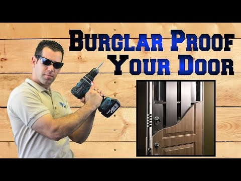 Strike Plate – Burglar proofing Your Home With The Ultimate Door Strike Plate
