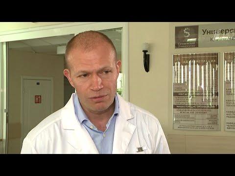 В эфире Первого канала интервью главного пульмонолога Минздрава Сергея Авдеева о COVID-19.