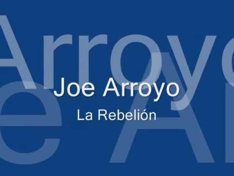 Joe Arroyo - Rebelion ( Con Letra )