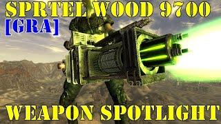 Fallout New Vegas: Weapon Spotlights: Sprtel Wood 9700