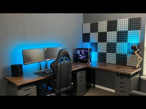 Upgrading My Desk AGAIN! (Ikea / Amazon)