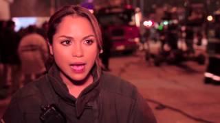"Chicago Fire: Season 2 Finale: MONICA RAYMUND ""Gabriella Dawson"" ""Real Never Waits"" Interview"
