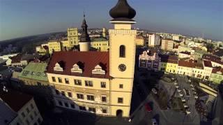preview picture of video 'Staroměstské náměstí Mladá Boleslav'
